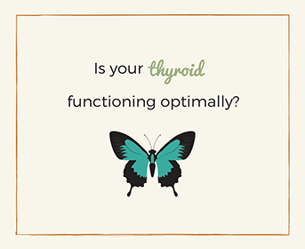 Is Your Thyroid Functioning Optimally?