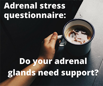Adrenal stress questionnaire: do your adrenals need support?