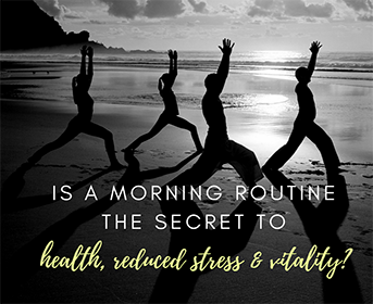 Morning Routine to Reduce Stress and Increase Productivity