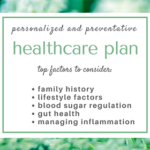 Your Personal & Preventative Healthcare Plan