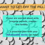 Tips to get off the birth control pill (with minimal hormone disruption!)