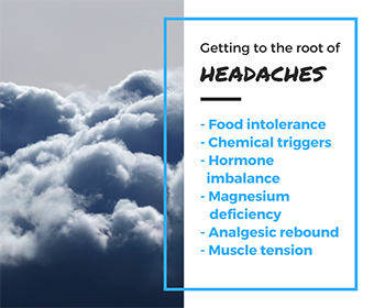 Headaches: Root Causes and Treatment Options